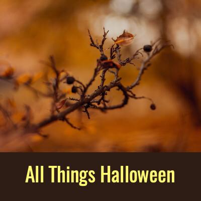 ALL THINGS HALLOWEEN Word Search- Doug Gazlay- DougPuzzles.com