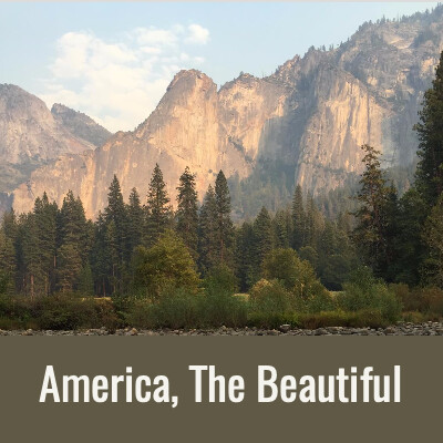 AMERICA, THE BEAUTIFUL Word Search - Doug Gazlay- DougPuzzles.com