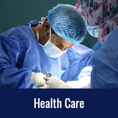 HEALTH CARE Word Search - Doug Gazlay- DougPuzzles.com