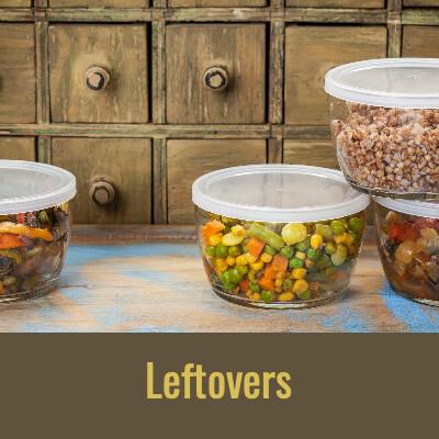 LEFTOVERS Word Search- Doug Gazlay- DougPuzzles.com
