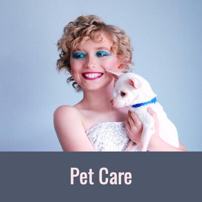 Pet Care Word Search- Doug Gazlay - DougPuzzles.com