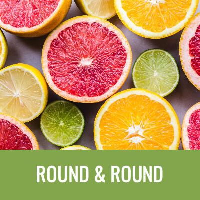 ROUND & ROUND Word Search- Doug Gazlay- DougPuzzles.com