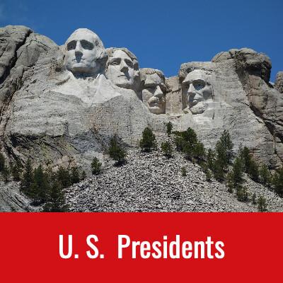 U.S. PRESIDENTS Word Search- Doug Gazlay- DougPuzzles.com