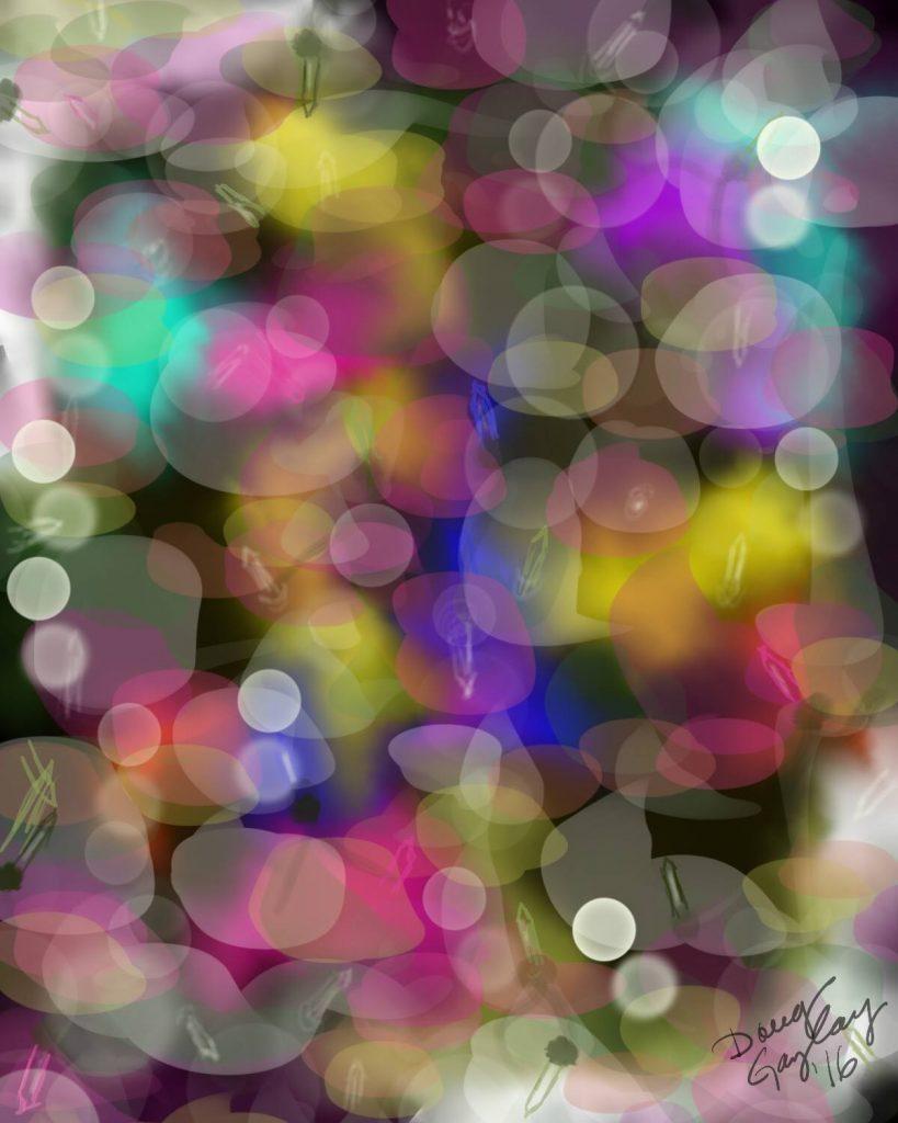 LIGHTS 2016- jigsaw puzzle- Doug Gazlay- DougPuzzles.com