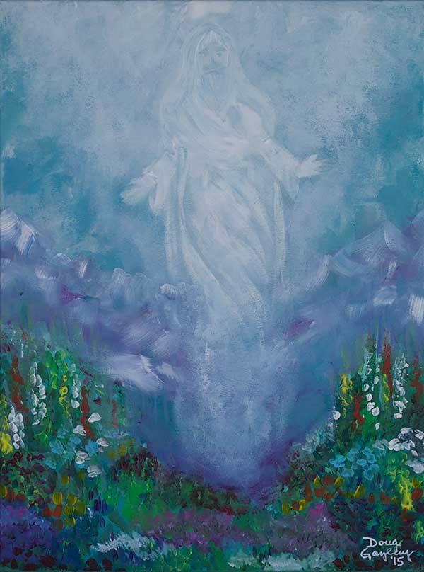 RESURRECTION 2015- jigsaw puzzle- Doug Gazlay- DougPuzzles.com