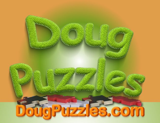 DougPuzzles.com – Atlanta, GA Artist Doug Gazlay creates Doug Puzzles for your enjoyment