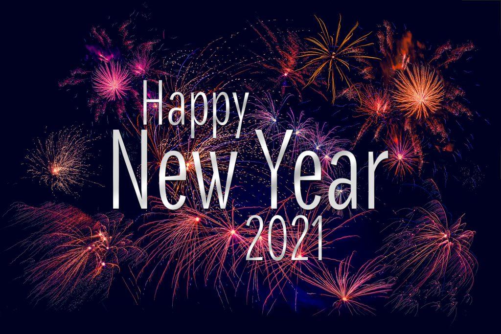 Happy New Year 2021- Doug Gazlay- DougPuzzles.com